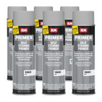 Self Etching Primer Gray 15.5 oz. (6/Pack)