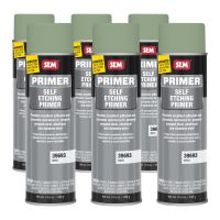 Self Etching Primer Green 15.5 oz. (6/Pack)