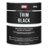 Trim Black (Gallon)