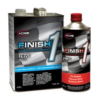 Ultimate Overall Clearcoat Gallon Kit w/ Finish 1 Fast Hardener