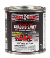 Magnet Paint UCP99-16 Chassis Saver Gloss Black 8 oz Can Rust Prevention