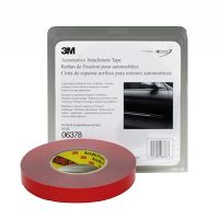 3M Automotive 30 mil Gray Attachment Tape (7/8 in. X 20 yd.)