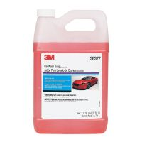 3M™ Car Wash Soap Concentrate, 1 Gallon