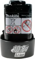 Makita BL1013 10.8V LXT Lithium-Ion 1.3 Ah Battery for Makita Cordless Tools