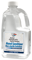 POR-15 80% Alcohol Antiseptic Hand Sanitizer Refill 53.5 fl. oz.