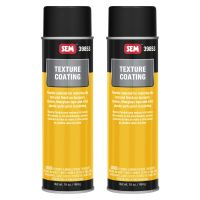 Black Texture Coating 16 oz. (2 Cans)