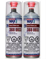 SprayMax 3680032 2K Epoxy Rust Cure Primer Beige 14.1 oz