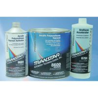 8600 Series Polyurethane Topcoat Gloss Black (Gallon)
