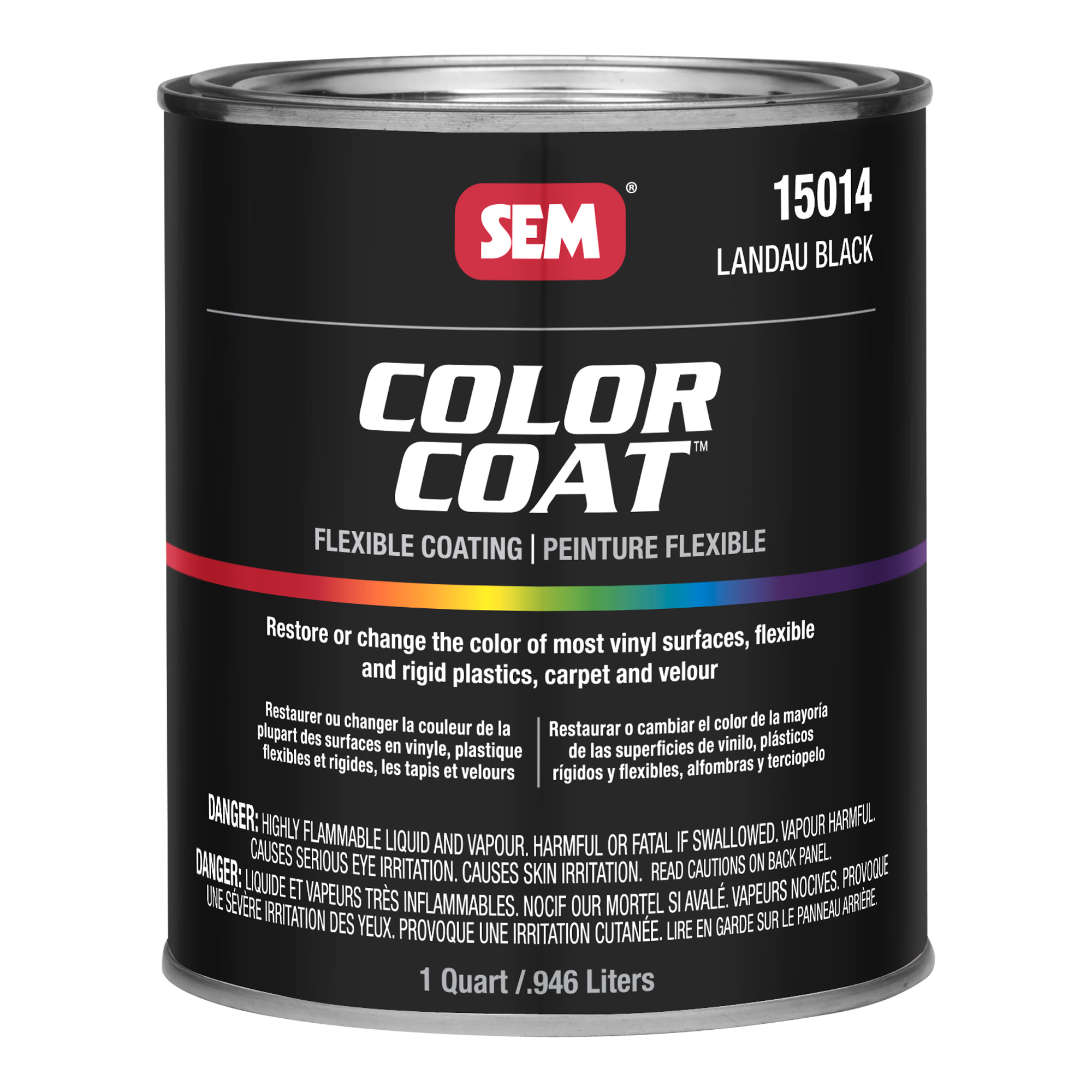 Color Coat Is A Specialty Elastomeric Coating Formulated To Re Or Change The Of Most Vinyl Surfaces Flexible And Rigid Plastics
