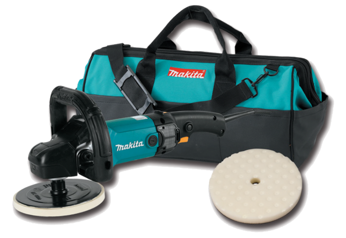 Makita Line of Polishers and Sanders Continue to Make Life Easier in Denver CO